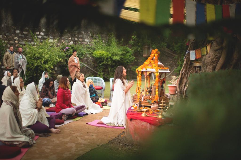 Sacred Sangha